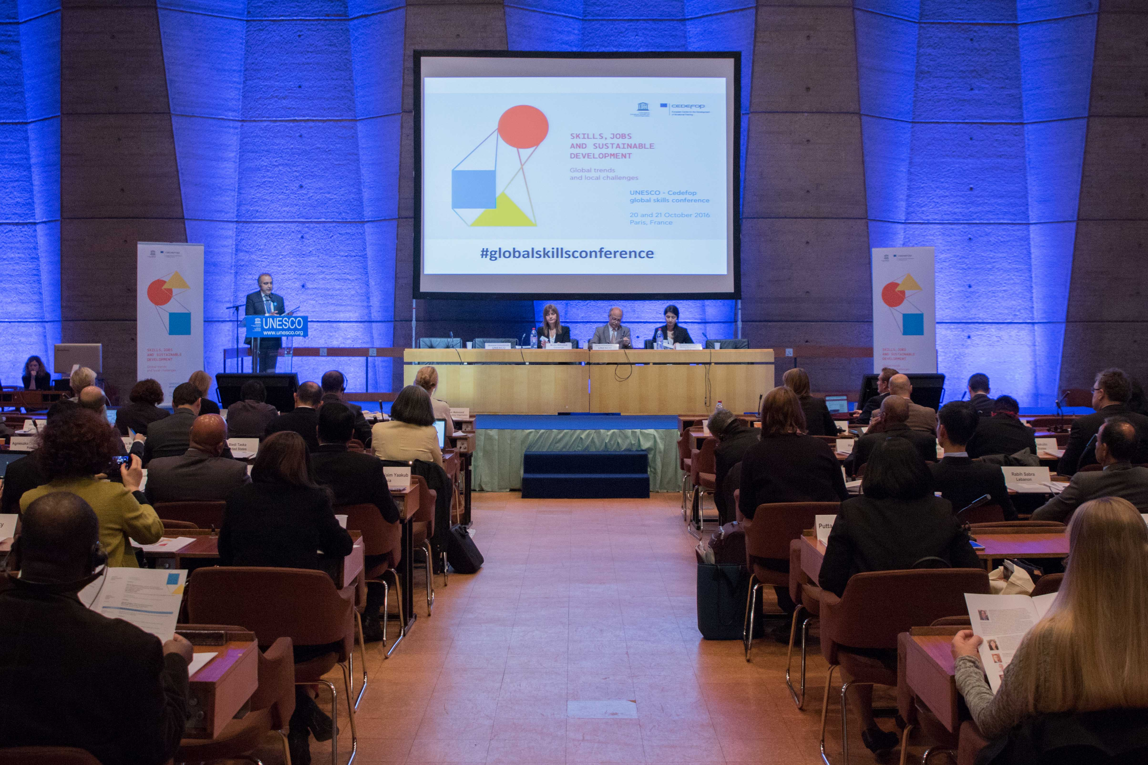 Future of jobs and skills at heart of Cedefop – UNESCO