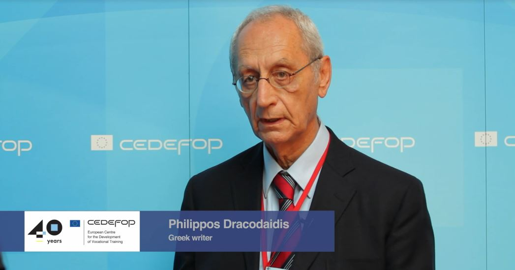 Philippos Dracodaidis, Greek writer