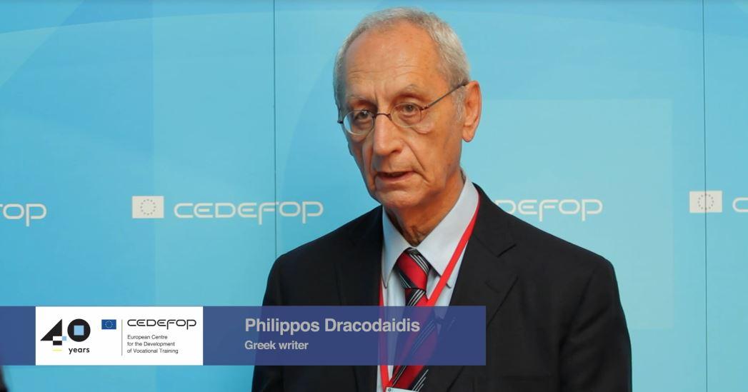 Philippos Dracodaidis, Greek writer