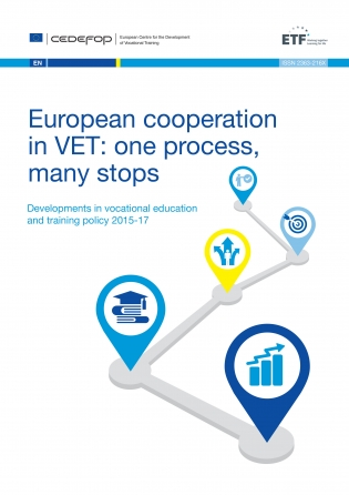 European cooperation in VET: one process, many stops