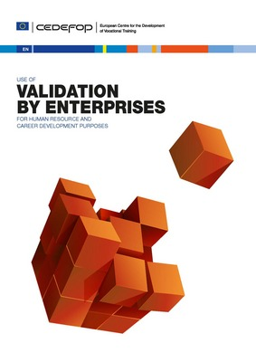 Use of validation by enterprises for human resource and career development purposes