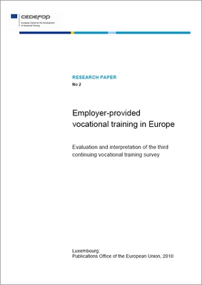 Employer-provided vocational training in Europe