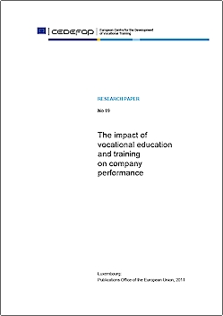 The impact of vocational education and training on company performance