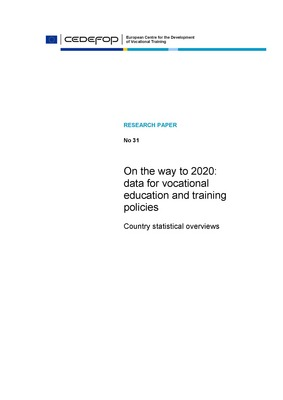 On the way to 2020: data for vocational education and training policies