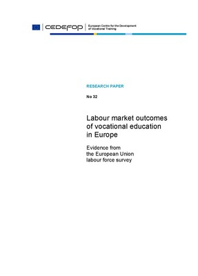 Labour market outcomes of vocational education in Europe