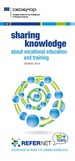 New publication: Sharing knowledge about vocational education and training
