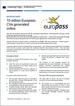 Briefing note - 10 million Europass CVs generated online