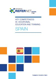 Key competences in vocational education and training - Spain