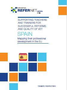 Supporting teachers and trainers - Spain