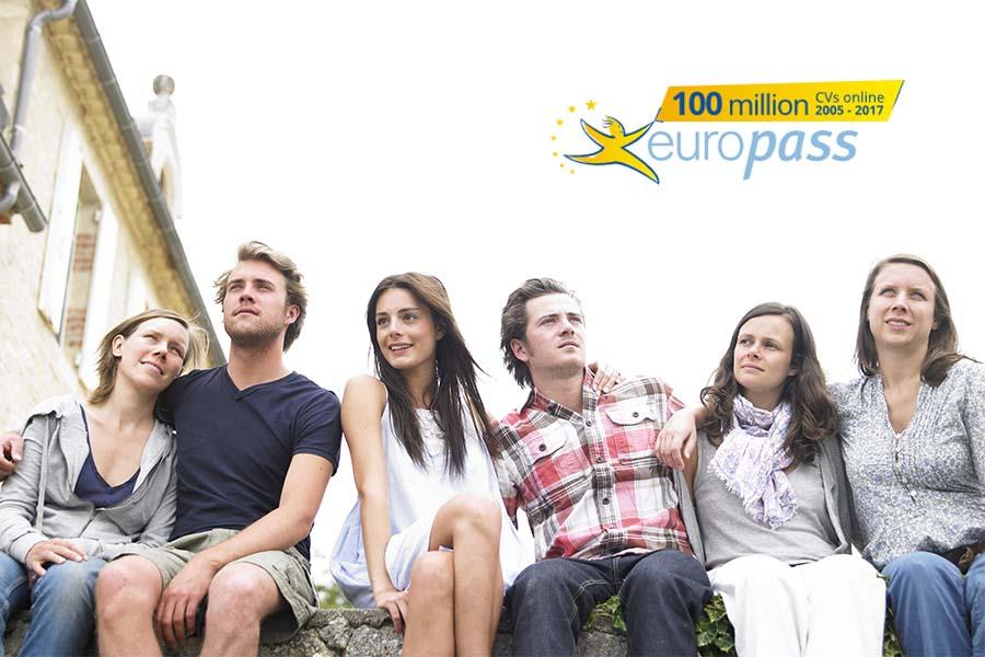 europass passes 100 million cv milestone