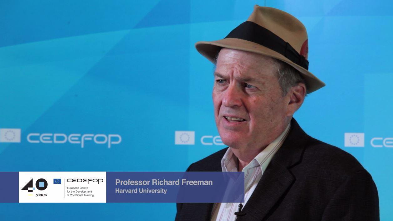Interview with Harvard University Professor Richard Freeman