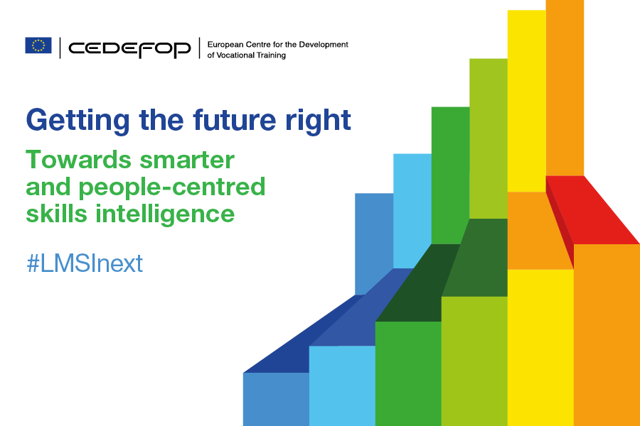 Skills intelligence to be focus of Cedefop conference