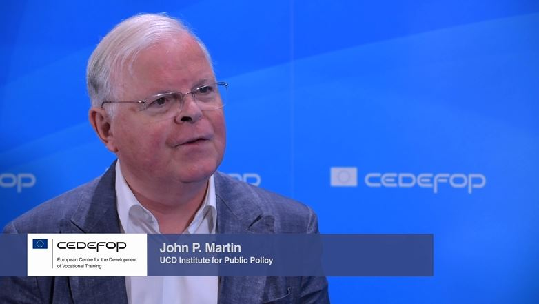 John P.Martin, UCD Institute for Public Policy