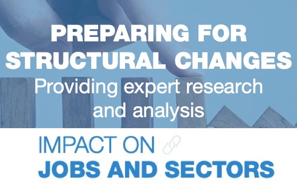 Preparing for structural changes - impact on jobs and sectors
