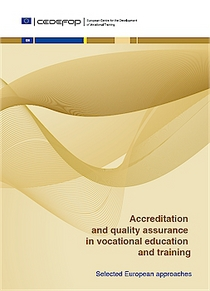 Accreditation and quality assurance in vocational education and training