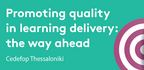 Presentations promoting quality in learning delivery