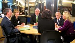 Fostering innovation, creating jobs:  agencies showcase their work at the European Parliament