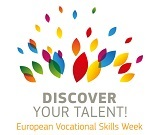 eu vocational skills week logo