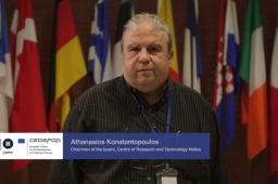 Video message: Athanasios Konstantopoulos