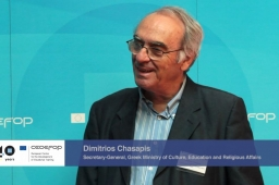 Dimitrios Chasapis, Secretary-General, Greek Ministry of Culture, Education and Religious Affairs