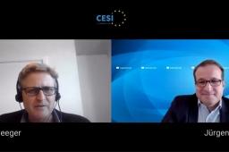 CESI interview with Cedefop Executive Director Jürgen Siebel