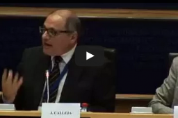 Cedefop Director presents agency's work to the European Parliament's EMPL Committee