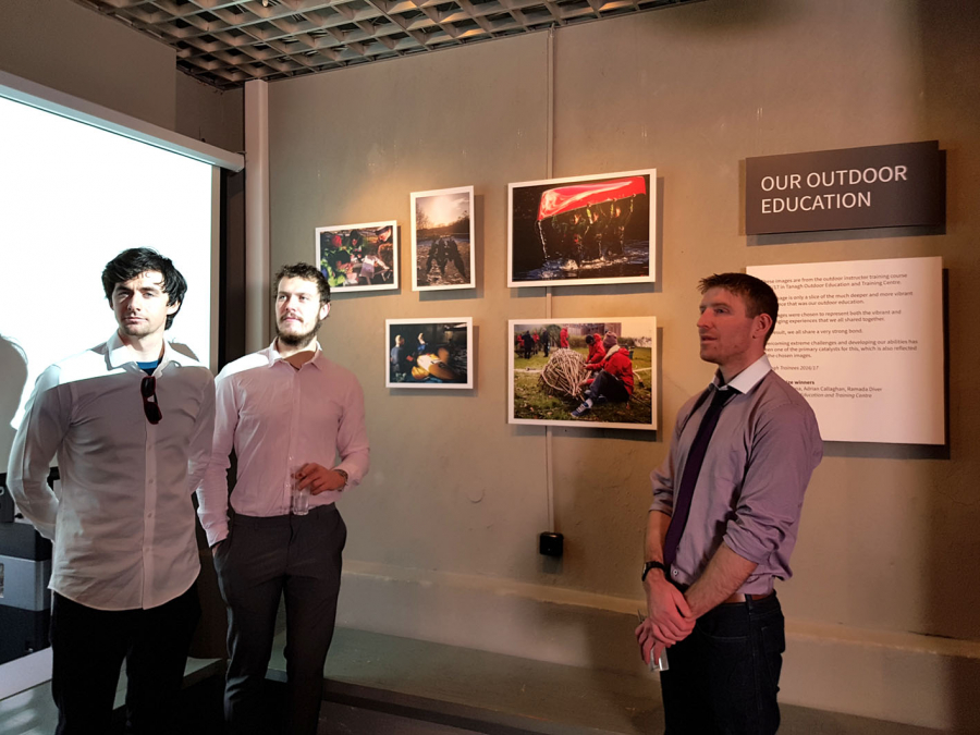 CedefopPhotoAward exhibition opening