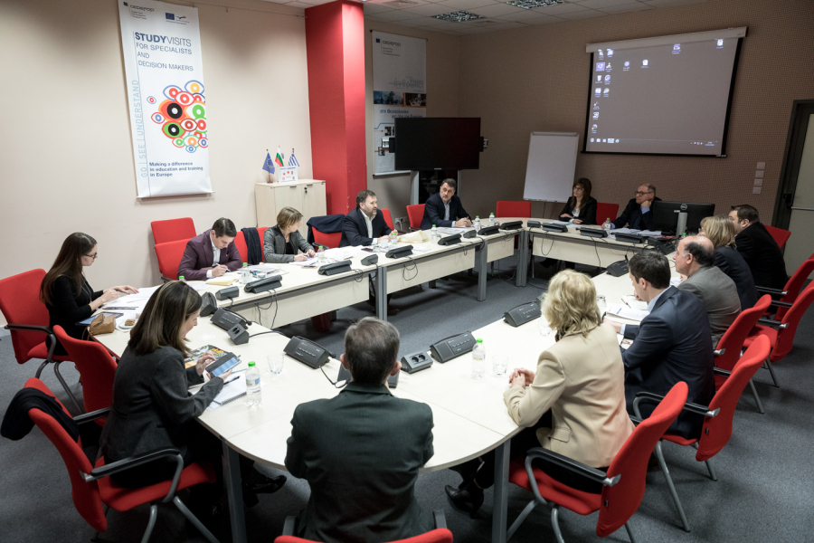 MEPs visit2018