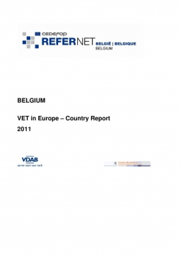 Belgium: VET in Europe: country report 2011