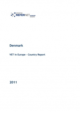 Denmark: VET in Europe: country report 2011