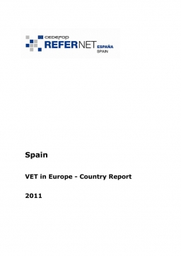 Spain: VET in Europe: country report 2011