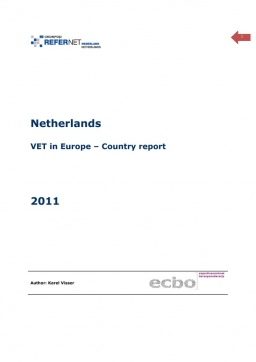 Netherlands: VET in Europe: country report 2011