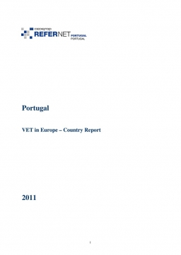 Portugal: VET in Europe: country report 2011