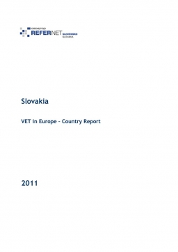 Slovakia: VET in Europe: country report 2011