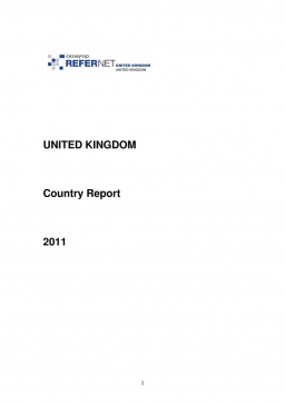 United Kingdom: VET in Europe: country report 2011
