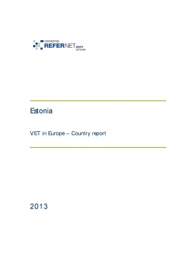 Estonia: VET in Europe: country report 2013