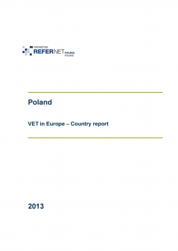 Poland: VET in Europe: country report 2013