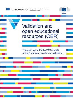 Validation and open educational resources