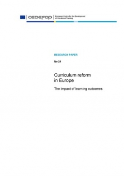 cedefop learning outcomes