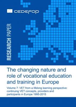 Cedefop | European Centre for the Development of Vocational