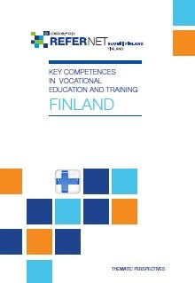 Key competences in vocational education and training - Finland