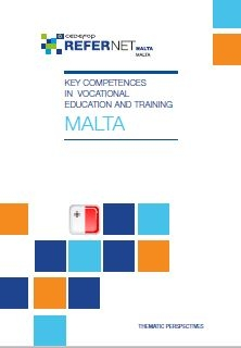 Key competences in vocational education and training - Malta
