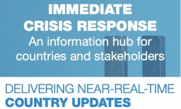 Immediate crisis response - delivering near-real-time country updates