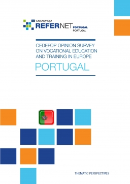 Cedefop public opinion survey on vocational education and training in Europe: Portugal