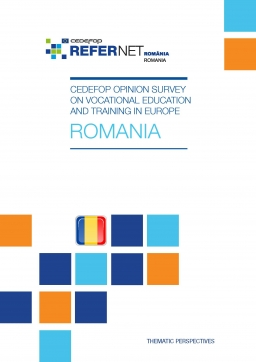 Cedefop public opinion survey on vocational education and training in Europe: Romania
