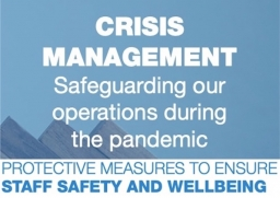 Protective measures to ensure staff safety and wellbeing