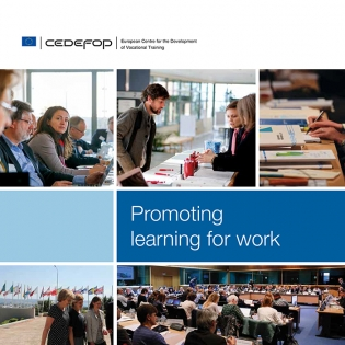Promoting learning for work available in 11 languages