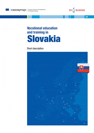 cedefop vocational training slovakia
