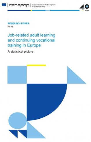 this report provides a statistical picture of job related adult learning and continuing vocational training