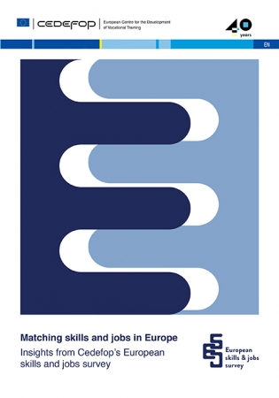 matching skills and jobs in europe cedefop